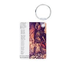 Thor Asatru Heathen Keychains
