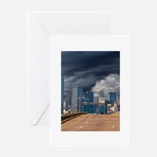 Storms Brewin TGP_6205.jpg Greeting Card