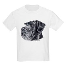 Giant Schnauzer Kids T-Shirt