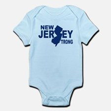 New jersey Strong Infant Bodysuit