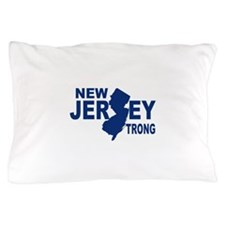 New jersey Strong Pillow Case