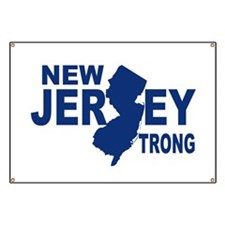 New jersey Strong Banner
