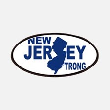 New jersey Strong Patches