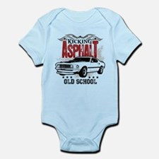 Kicking Asphalt - Mustang Infant Bodysuit