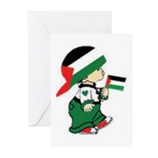 Funny Palestine Greeting Cards (Pk of 10)