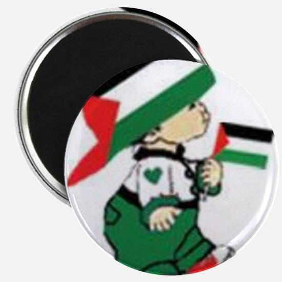Cute Intifada Magnet