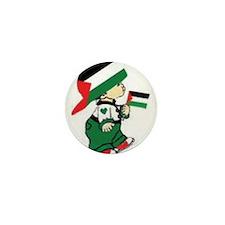 Cute Allah Mini Button
