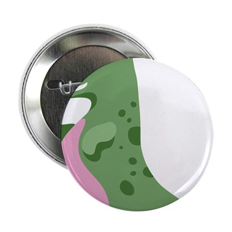 """TRex Dinosaur 2.25"""" Button"""