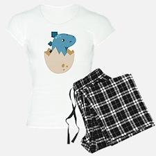 Baby Stegoceras Dinosaur Pajamas