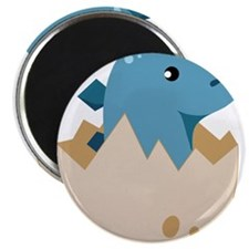 "Baby Stegoceras Dinosaur 2.25"" Magnet (100 pack)"