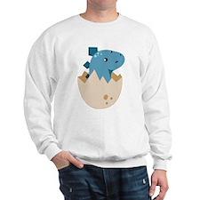 Baby Stegoceras Dinosaur Sweatshirt