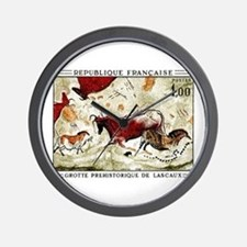 1968 France Lascaux Cave Paintings Postage Stamp W