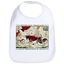 1968 France Lascaux Cave Paintings Postage Stamp B