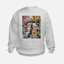 Places of Pi Sweatshirt