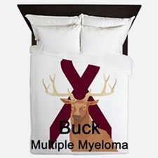 buck-multiple-myeloma.png Queen Duvet