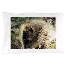 Prickly Subject Pillow Case