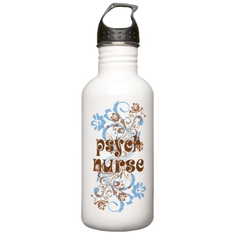 Psych Nurse Stainless Water Bottle 1.0L