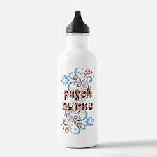 Psych Nurse Water Bottle