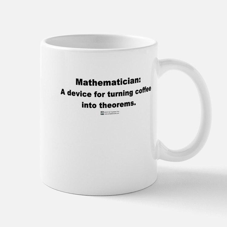 3-math def 2 shirt Mugs