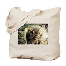 Prickly Subject Tote Bag