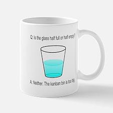 Kanban Water Glass Mug