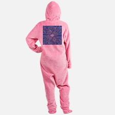 snowflake 1.jpg Footed Pajamas
