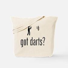 Darting Tote Bag