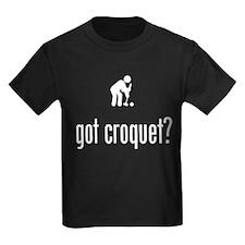 Croquet T
