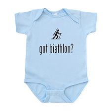 Biathlon Infant Bodysuit