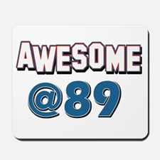 Awesome at 89 Mousepad