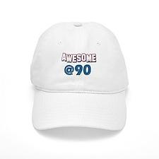 Awesome at 90 Baseball Cap