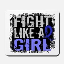 Licensed Fight Like a Girl 31.8 Syringom Mousepad