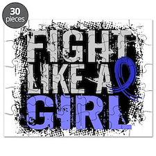 Licensed Fight Like a Girl 31.8 Syringomyel Puzzle