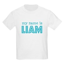 My name is Liam Kids T-Shirt
