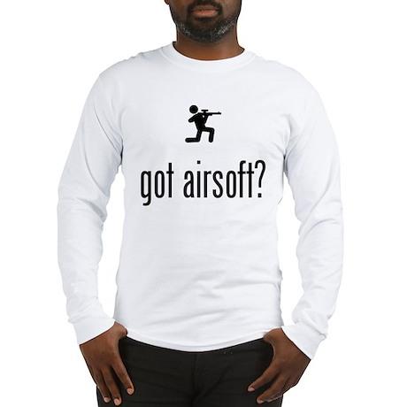 Airsofting Long Sleeve T-Shirt