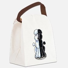 Double Standard Canvas Lunch Bag