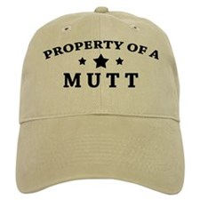 Property of Mutt Baseball Cap
