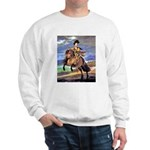 PRINCE ON HORSEBACK Sweatshirt