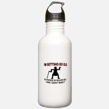 OLD LADY Water Bottle