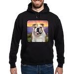 Bulldog Meadow Hoodie (dark)
