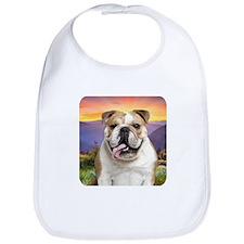 Bulldog Meadow Bib