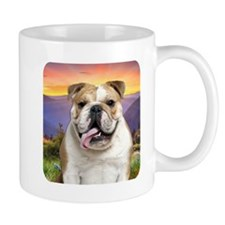 Bulldog Meadow Mug