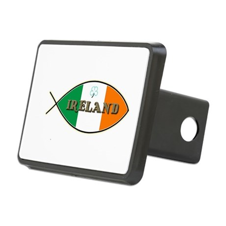 Jesus Fish -Ireland Rectangular Hitch Cover