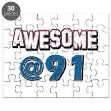 Awesome at 91 Puzzle