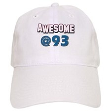 Awesome at 93 Baseball Cap
