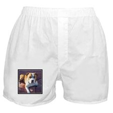 Pitbull Dog Boxer Shorts