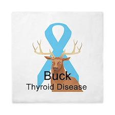buck-thyroid-disease.png Queen Duvet