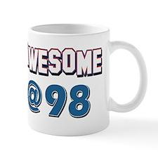 Awesome at 98 Mug