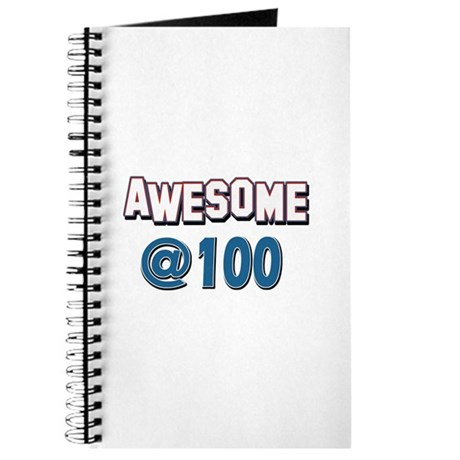Awesome at 100 Journal
