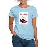 Auntie em Women's Light T-Shirt